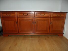 Quality Sideboard Made By Morris
