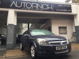Vauxhall Astra 1.8 i 16v Design 5dr Automatic Petrol Low Mileage