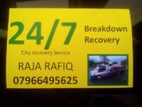 Cheap 24/7 Vehicle Recovery