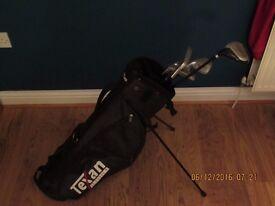 Junior Left hand Golf set