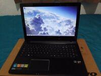 Lenovo Z50 laptop, AMD FX-7500, 8 GB RAM, AMD R7 Graphics, New Condition