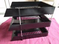 3 Tier Letter Tray