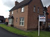 4bed detached house 141 Carnreagh Craigavon for sale sale sale in128K