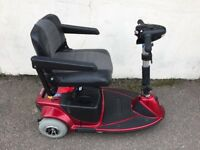 Pride Revo Sport Deluxe Mobility Scooter - Colt Plus Electric Buggy