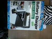 Battey charger 12 v 4 amp