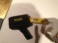 D lock .. TITAN OXFORD bike lock