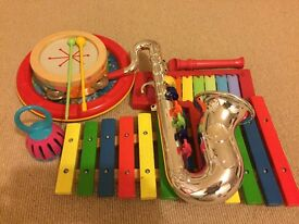 Musical Instrument selection