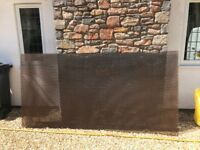 Expanded Mesh Steel Sheet Large 2540mmx1270mm