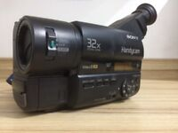 Sony TR411E 8mm Camcorder