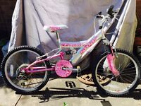 Girls bike – Falcon Solar – 20""