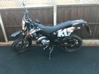 JSM 50 6 geared motorcycle for sale £1999 to buy brand new