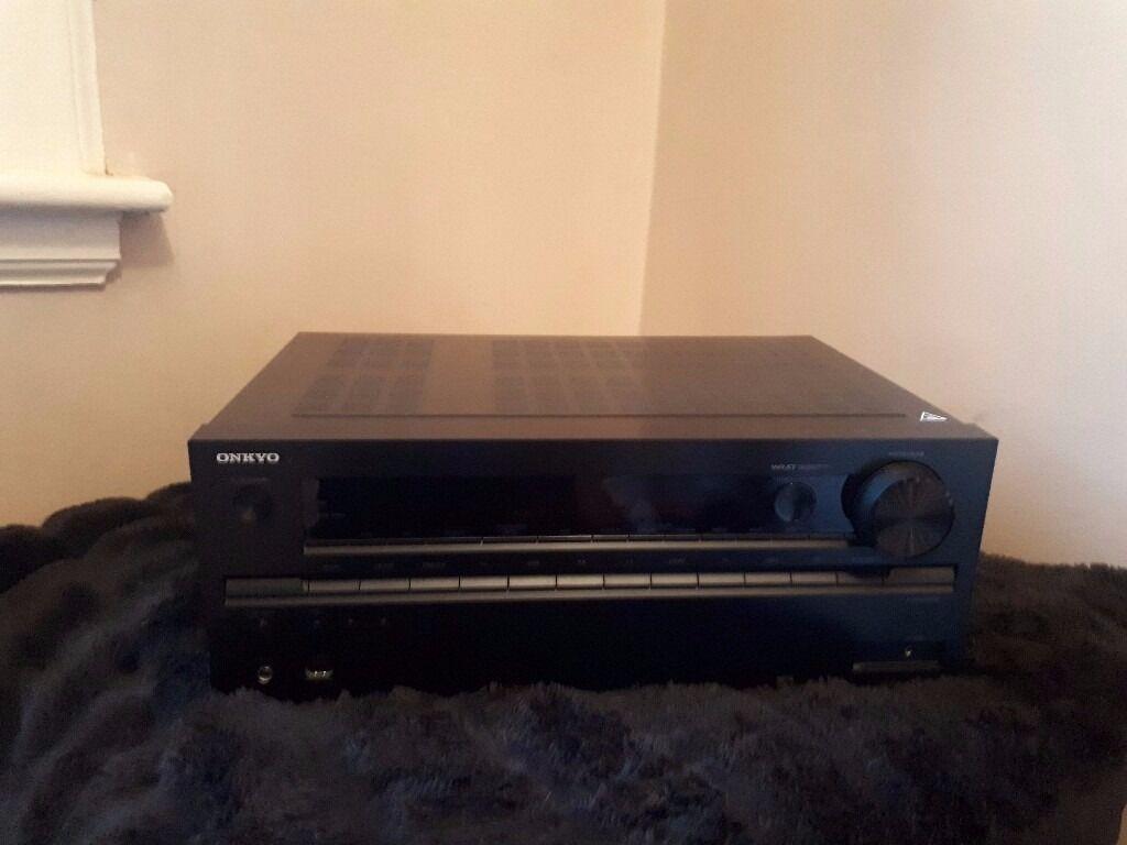 Onkyo tx - nr646 Receiver/Amp