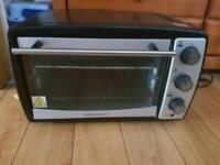 20 litre mini electric oven/grill