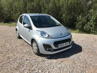 Peugeot 107 active 2013 13 plate only 33000 miles