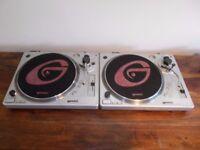 Gemini xl-300 Direct Drive turntables/ technics 1210/1200 alternatives