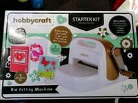 Die cutting machine starter kit & foiling kit new