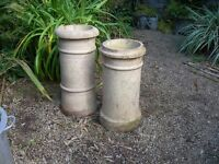 Reclaimed Chimney Pots for sale