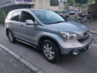2007 HONDA CRV ES I-CDTI 2.2 DIESEL 6 SPEED MANUAL 4X4