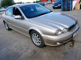 Jaguar X Type 2004 Diesel
