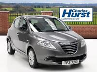 Chrysler Ypsilon TWINAIR GOLD (grey) 2014-07-31