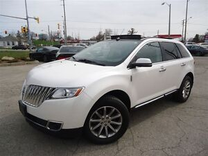 2013 Lincoln MKX NAV / PANO ROOF / LEATHER / 66KM