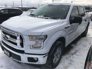 2017 Ford F-150 XLT Low KM's, 4x4, V8 Crew Cab!!