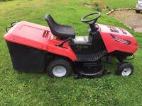 Castelgarden ride on lawnmower ( buggy 4x4 van quad no swap tractor mower
