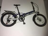 Wanted pedal assisted electric folding bike