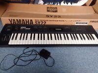 Yamaha SY22 Synthesizer