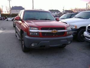 2002 Chevrolet Avalanche 1500 Base  4X4