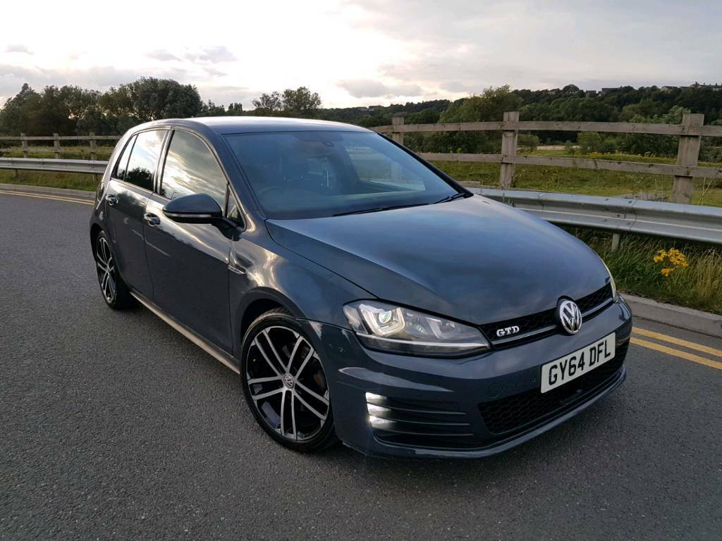 2015 volkswagen golf 2 0 gtd spec manual 5 door grey full leathers dynaudio r gti a3 s line s3. Black Bedroom Furniture Sets. Home Design Ideas