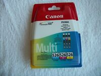 Brand New Canon PIXMA Ink Cartridges/Tanks for Sale