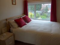 Double bedroom in a cosy house in residential area, close to amenities