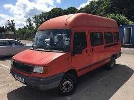 2001 51 Ldv 17 seater diesel bus 20,000 miles only sold sold sold