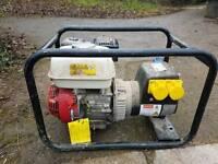 Defender DP 3400X 3.4 KVA Petrol Generator (Honda GX200 Engine Dual Voltage