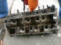 VW VR6 cylinder head