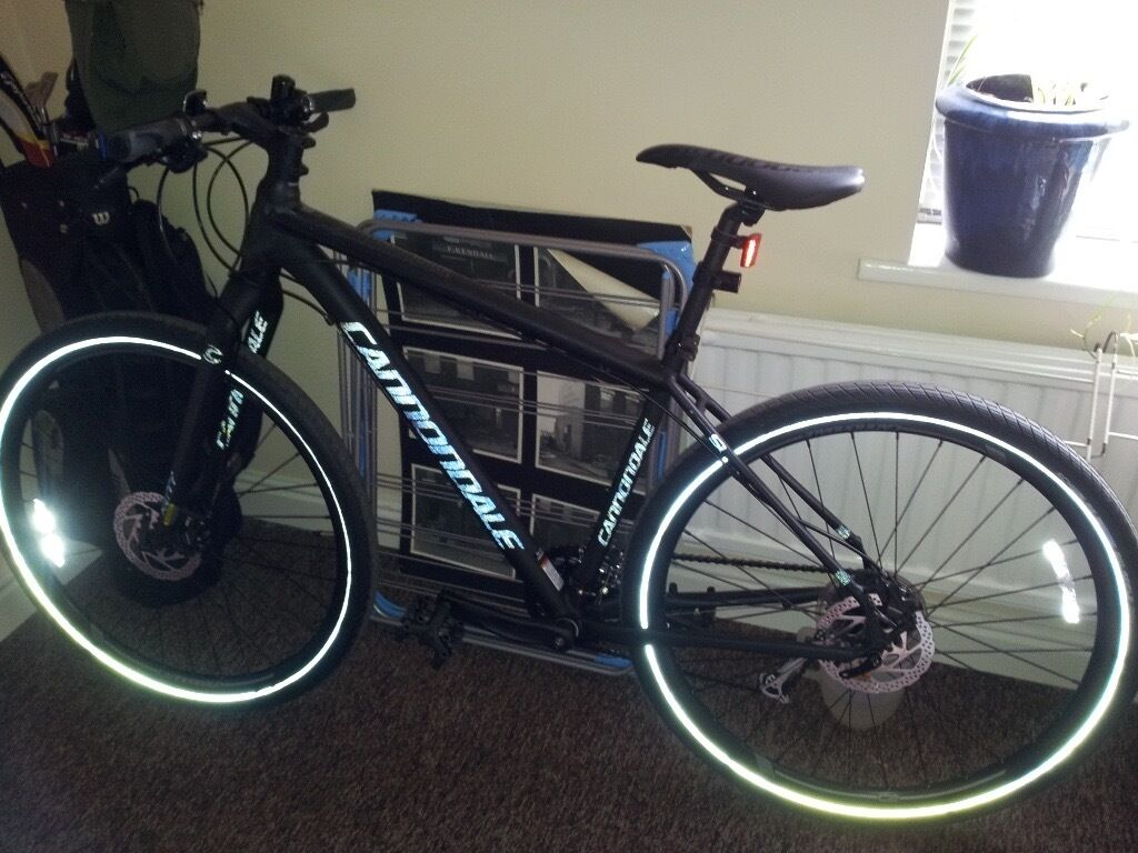 AS NEW Cannondale Bad Boy 29er Urban/Commuter Hybrid Adult Bike