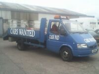 ford transit recovery truck clean no rot 10 months mot