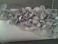 evening / brides handbag