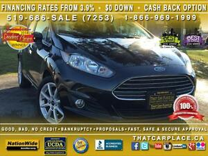 2015 Ford Fiesta SE-$49/Wk-Aux/USB Input-Gas Saver-Powertrain Wa