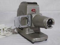 Aldisette 2 slide projector