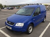 2009 VOLKSWAGEN CADDY C20 SDI / NEW MOT / PX WELCOME / NO VAT / TWIN SIDE DOORD / WE DELIVER