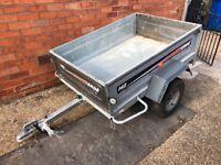 Metal trailer excellent condition