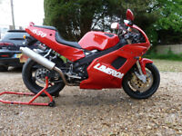Laverda 650IE kevlar edition