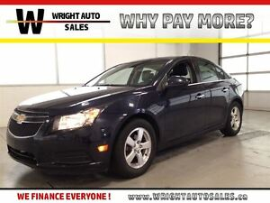 2014 Chevrolet Cruze LT| LEATHER| SUNROOF| BLUETOOTH| HEATED SEA