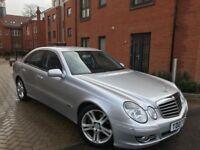 Mercedes-Benz E320 3.0CDI Avantgarde 2007 ** NAVIGATION ** LEATHER SEATS ** 2 KEYS ** 12 MONTH MOT