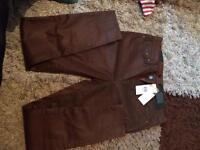 Ralph lauren wax type jeans