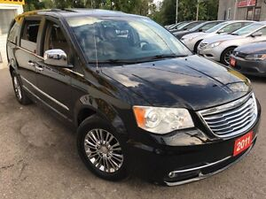 2011 Chrysler Town & Country Limited/AUTO/7-PASS/BACKUP CAMERA/D