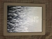 iPad 4 gen 32gb not mini or air 3 2 1
