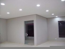 Plastering , Skimming ,TILING , PAINTING AND DECORATING , PLUMBING , PARTITIONS , Coving ,